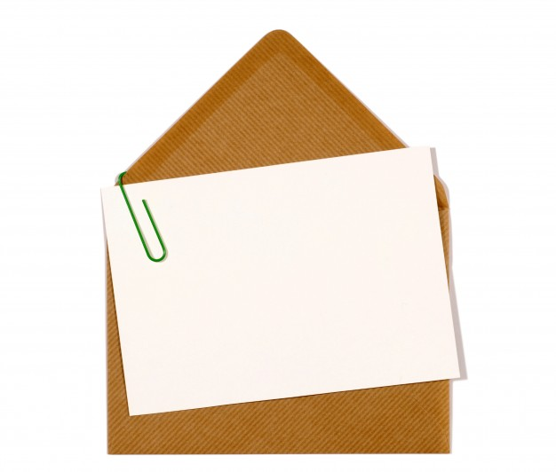 letter-card-with-brown-envelope_1101-1008