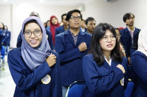 Prosesi Yudisium FIB Program Sarjana dan Magister semester genap 2018/2019