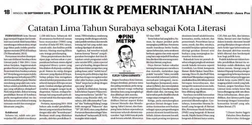 Politik dan Pemerintahan - Kukuh Yudha